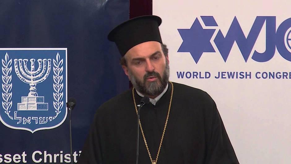 El padre Nadaf.