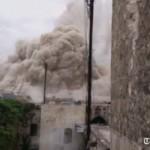 El Frente Islámico vuela el Carlton de Alepo