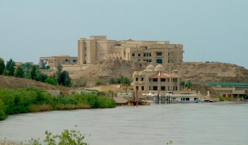 Tikrit_Palace