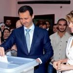 Las fraudulentas elecciones sirias