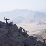 Bárbaros a las puertas de Jordania