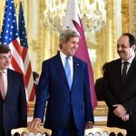 Kerry trata de salvar a Hamás