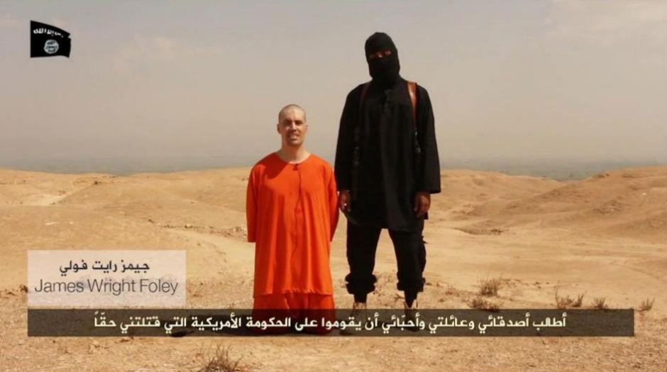El asesino es el denominado 'John el Yihadista'.
