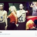 Madonna pide por la paz en Gaza