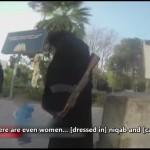 Bajo el burka en Raqa