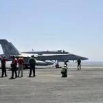 La coalición internacional bombardea la 'capital' del 'califato'
