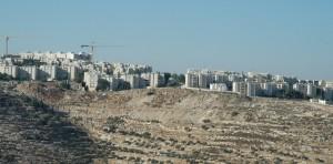 Betar Ilit, uno de los asentamientos de Gush Etzión.