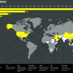 El mapa de la pena de muerte