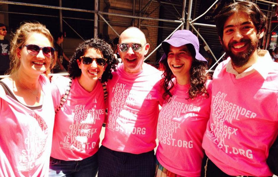 Mikie Goldstein, primer rabino gay de Israel.