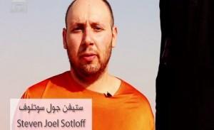El periodista Steven Sotloff, asesinado por el Estado Islámico.