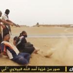 El Estado Islámico asesina a cientos de personas en Palmira