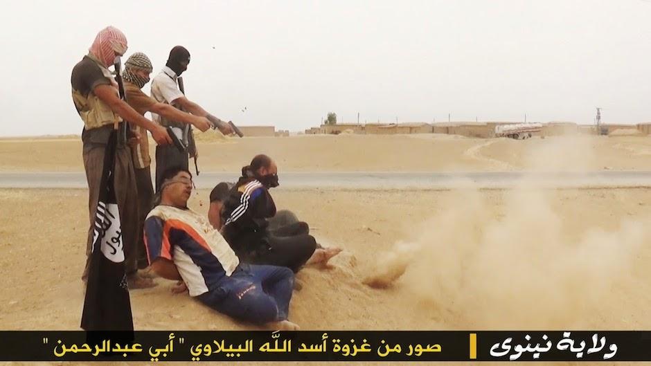 Estado Islámico asesina a soldados