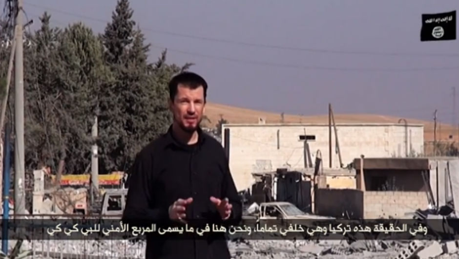 John Cantlie.