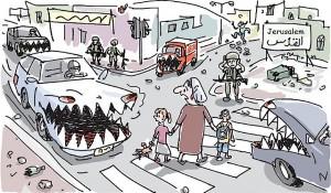 Intifada de los coches