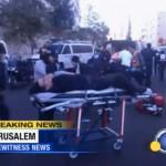 Matanza terrorista en una sinagoga de Jerusalén