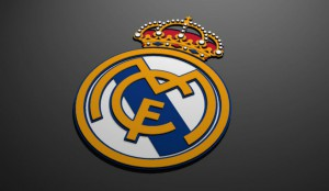 Escudo del Real Madrid.