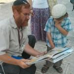 Yehuda Glick recibe el alta hospitalaria
