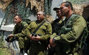 Gadi Eisenkot, jefe de las IDF.