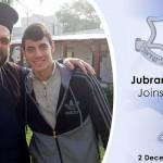 El hijo del padre Nadaf se enrola en las IDF