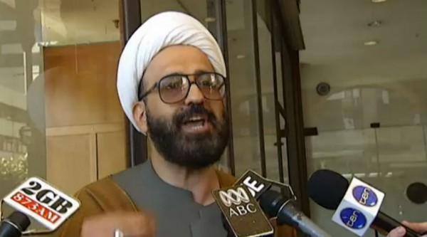 Man Harón Monis, el secuestrador de Sydney, proclamaba que el islam es la religión de la paz.