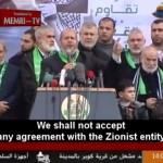 """Hamás clama: """"Toda Palestina es tierra islámica"""""""
