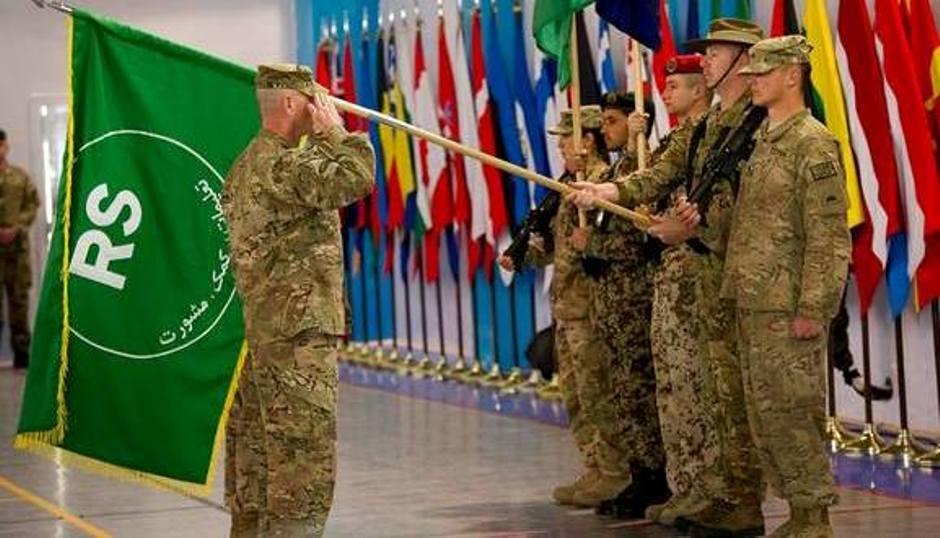 OTAN en Afganistán