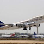 Segregación sexual en las aerolíneas saudíes