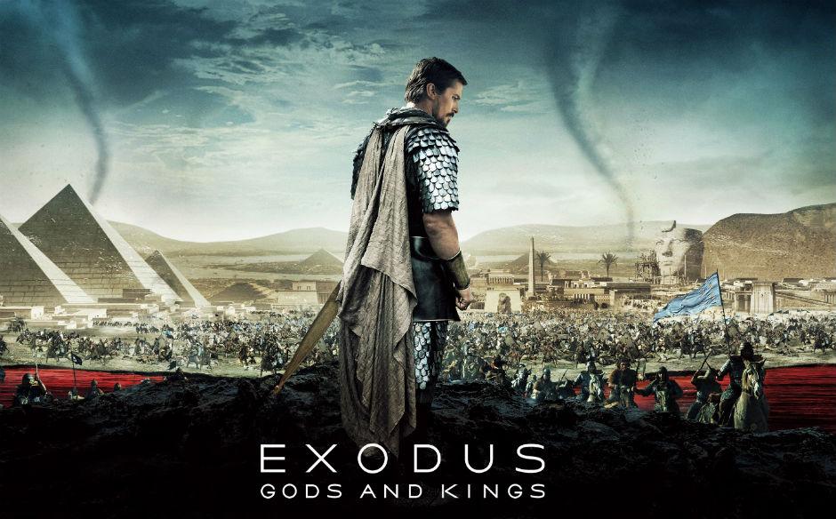 Cartel de 'Exodus'.