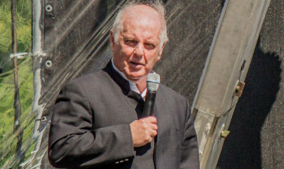 Daniel Barenboim.