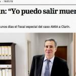 Nisman fue asesinado