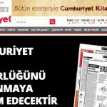 'Cumhuriyet' no puede ser 'Charlie'
