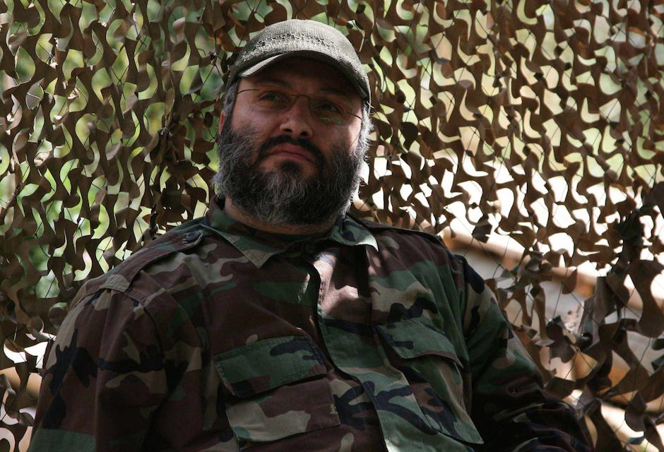 El terrorista Imad Mugniyeh