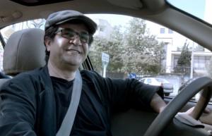 Jafar Panahi, galardonado con el Oso de Oro en 2015 por 'Taxi'.