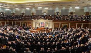 Netanyahu ovacionado por el Congreso USA
