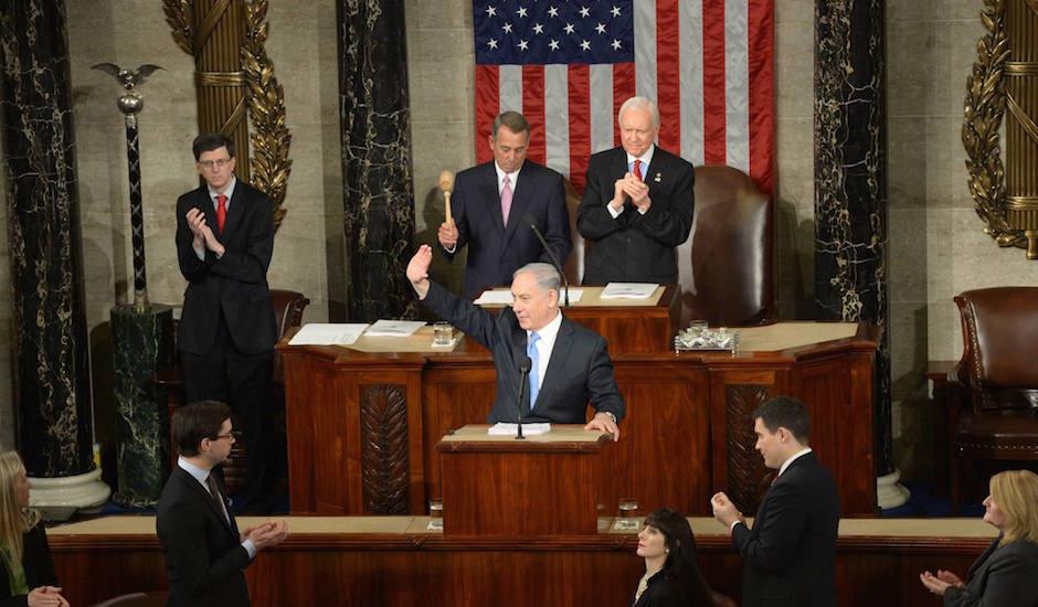 Intervención de Benjamín Netanyahu ante el Congreso USA
