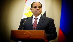 Abdelfatah al Sisi.