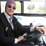 Israel apuesta por las conductoras árabes