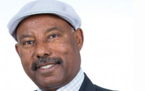 Avraham Naguise, ciudadano de Israel originario de Etiopía.