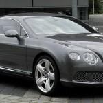 Bentleys para los bombardeadores