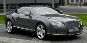Un Bentley.