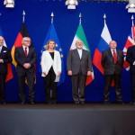 Estrechar la mano a Irán