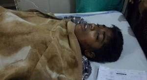 Nauman Masih, asesinado en Pakistán por el mero hecho de ser cristiano.