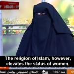 El islam y el cerebro de las mujeres