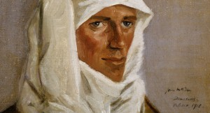 Lawrence de Arabia.