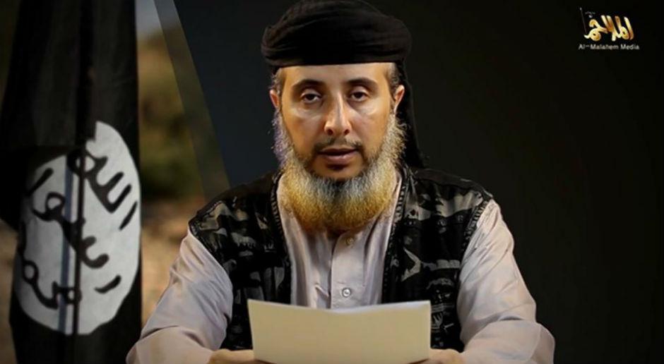 Naser ben Alí al Ansi, líder de Al Qaeda en la Península Arábiga muerto en un ataque con drones en mayo de 2015.
