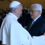 Qué le dijo el Papa a Mahmud Abás