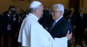 """El Vaticano firma un tratado con el """"Estado Palestino"""""""