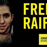 Raif Badawi, en huelga de hambre