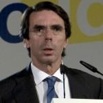 """Aznar tacha de """"antisemita"""" el boicot a Israel"""