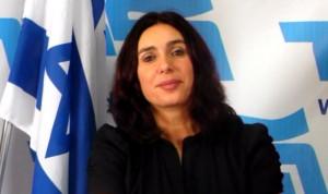 La ministra israelí de Cultura, Miri Regev.